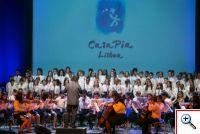 Concerto de alunos de música da Casa Pia