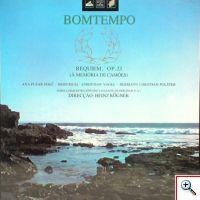 Missa de Requiem op. 23 dedicada a Camões, composição da autoria de João Domingos Bomtempo (1775-1842)