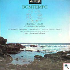 Bomtempo Requiem op 23 Camoes