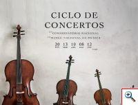 Ciclo de Concertos do Conservatório Nacional no Museu Nacional da Música