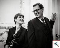 Diana Vinagre e Miguel Jalôto