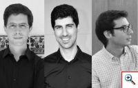 Duarte Pereira Martins, Daniel Bolito e Nuno M. Cardoso