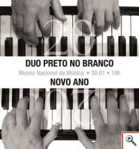 Duo Preto no Branco - Concerto Novo Ano