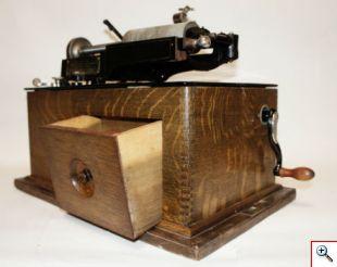 Fonografo MM 679
