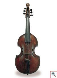 Viola d'Amore (Museu da Música, Inv. num. MM 19)