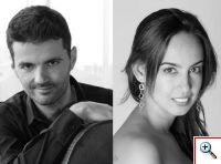 Marco Pereira e Joana David