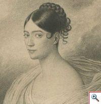 Maria Malibran (Pormenor de gravura, Inv MNM IMg 025)