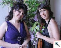 Miriam Bastos e Marija Mihajlovic