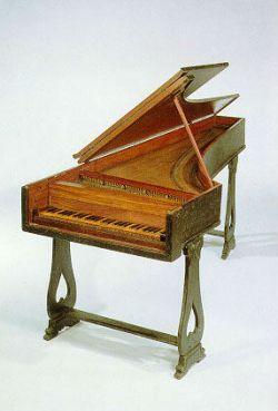 Pianoforte van Casteel