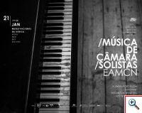 Concertos do Conservatório Nacional no MNM