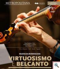 Solistas da Metropolitana - Virtuosismo e Belcanto