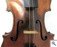 Violino Karl Grimm (Museu da Música, Inv. MM 63)